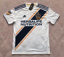 Zlatan Ibrahimovic Los Angeles Galaxy New Men's White MLS Soccer Jersey - Size L
