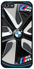 Bmw rims Mpower iPhone 4 5 6 Samsung s3 4 5 6 Sony HTC Coque Hard Case