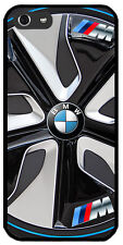Bmw rims Mpower iPhone 4 5 6  Samsung s3 4 5 6 Sony HTC Coque Hard Case