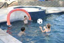 Vinyl Pro Shot Soccer Game Pool Backyard Beach Lake Fun Party Futbol Team Play