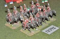 25mm 7YW / Austrian - seven years war lancers 12 cavalry - cav (12795)