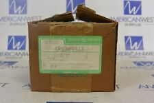 NEW GENERAL ELECTRIC CR104PES13 PUSHBUTTON ENCLOSURE 3 HOLES
