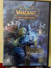 WOW Trading Card Game Helden von Azeroth Starter Deck in Box teilweise in Hüllen