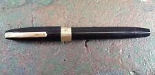 Sheaffers PFM 3 ~ Pen For Men ~ Black w/ Gold Trim