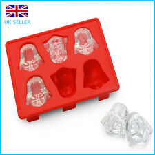 Darth Vader Silicone Mould Cake Fondant Chocolate Ice Soap Wax Star Wars