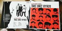 "Thee Dirt Byrds ""Everyone Hates The Dirt Byrds"" debut vinyl garage punk"