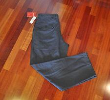 NEW MENS IZOD LUXURY SPORT FLAT FRONT COTTON BASIX CASUAL PANTS 32 x 30 MSRP $60