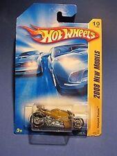 Hot Wheels 2008 New Models Canyon Carver  Motorcycle NIB Mattel NIP 10/40