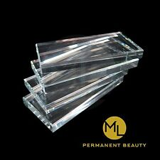 Extensiones de pestañas kristallplatte kleberunterlage wimpernunterlage Base