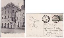 # FOLIGNO: MADONNA DEL PIAVE E PALAZZO DELLE CANONICHE  1926