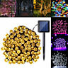 32M 300 LED Solar Fairy Lights String Lamps Party Christmas Decor Garden Outdoor