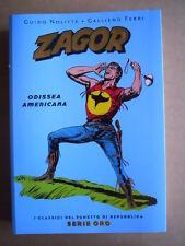 ZAGOR Classici del Fumetto Repubblica Serie Oro n°21 [G509A]