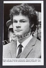 5x7 TV Press Photo GULAG ~1985 ~David Keith