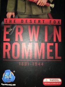 Did Dragon 1/6 Erwin Rommel Actionfigur