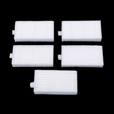 HEPA Cleaner For Cleaning Robot Vacuum Accessory 5Pcs Replacement Filters Part