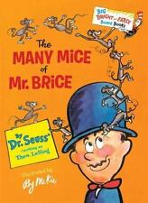 Big Bright and Early Board Book: The Many Mice of Mr. Brice by Dr. Seuss