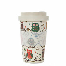 More details for eco chic owls on the branch bamboo cup