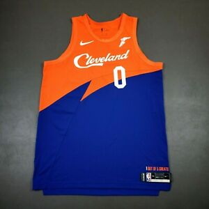 """100% Authentic Kevin Love Nike Cavaliers City Game Issued Jersey 54+4"""""""