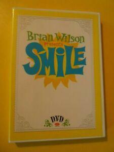 BRIAN WILSON - PRESENTS SMILE 2 DVD SET.