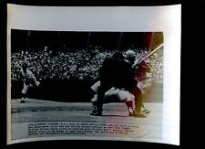 Original October 4 1961 Whitey Ford NY Yankees World Series 8 X 10 Wire Photo