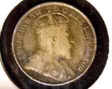 1902 Canada 5 cent Small h