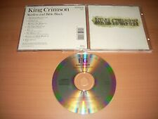 "KING CRIMSON ""STARLESS AND BIBLE BLACK"" (1974) EG RECORDS CD MASTERED BY NIMBUS"
