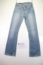 Lee Denver Bootcut Cod. B253 Sz. 40 W26 L34 jeans used High Waist vintage Flared