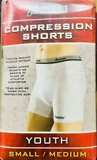 Boys COMPRESSION Performance SHORTS Small-Medium FRANKLIN Baseball LAX