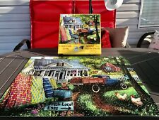 1000-piece SunsOut Jigsaw Puzzle - Countryside Living by Artist Tom Wood