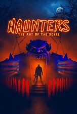 Haunters The Art of the Scare Halloween Haunted House Documentary Box/BluRay Set