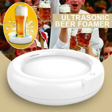 Howsehold Lager Beer Foamer Surger Unit Sonic Beer Foamer Perfect Head Frother