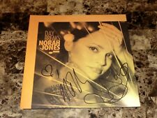 Norah Jones Signed Autographed Limited Edition Day Breaks Vinyl LP Record COA
