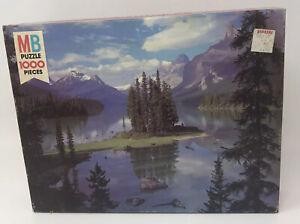 VTG (1979)MB Jasper National Park 1000 Piece Puzzle Nature Series New Sealed