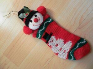 kleiner Weihnachtssack mit Wichtel zum Befüllen Advent Nikolausbeutel