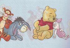 1 Pair Disney Winnie The Pooh Eeyore Tigger & Piglet Rod Pocket Curtains