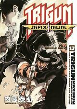 Trigun Maximum Volume 13: Double Duel (v. 13), Yasuhiro Nightow, Good Book