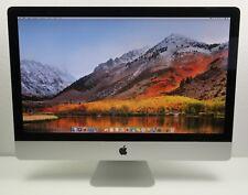 "Apple iMac 27"" i5 2,7 Ghz 8 GB Ram 1 TB HDD MC813D/A"