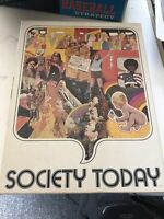 Vintage 1971 : Society Today - The Game of Social Change - Psychology Board Game