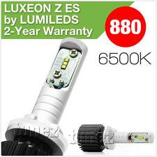Lumileds 880 H27W LED Car Headlight Conversion Kit White Bulbs Fog Light Lamp OZ