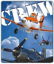 Aviones Disney - Manta colcha polar 120x140cm