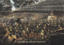 Hobbit Battle of Five Armies CANVAS PARALLEL Base Trading Card #48 - 57/75