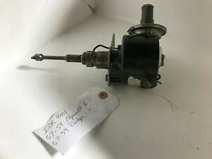 1957 1958 1959 PLYMOUTH DODGE REBUILT DISTRIBUTOR 57 58 59 - IBR4001