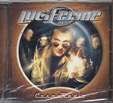 LUCIFERME - Cosmoradio Cosmo Radio  - GIANNI MAROCCOLO CD 1998 SIGILLATO SEALED