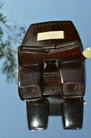 Vintage 1942 Sawyers Bakelite Viewmaster Stereoscope with Light Attachment CLEAN