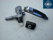 Mercedes W123 300D Ignition Lock Cylinder trunk door lock KEY SET 123036
