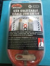 Usb Gold Cable: Geek Squad