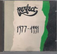 PERFECT - 1977-1991 VOL.2 INTERSONUS 1991 TOP RARE OOP CD HOLDYS