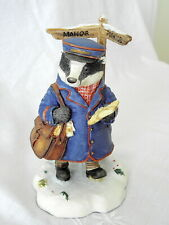 VILLEROY & AND BOCH ~ FOXWOOD TALES ~ MR GRUFFEY ~ LATE DELIVERY ~ FT17