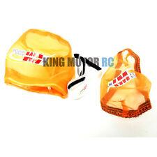 Pull Start & Air Filter OuterWare Set (orange) Fits King Motor HPI Baja 5b Rovan