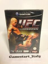 UFC THROWDOWN (NINTENDO GC GAME CUBE) NUOVO SIGILLATO NEW SEALED PAL VERSION